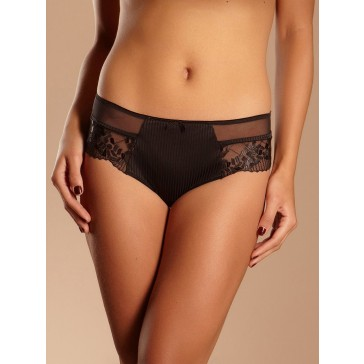 Chantelle Pont Neuf Shorty schwarz