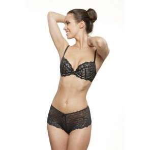 Chantelle Rive Gauche Push Up BH schwarz