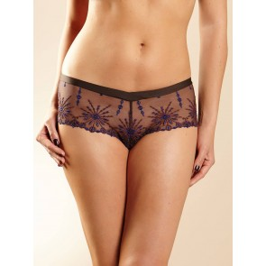 Chantelle Vendome String-Shorty ebenholz