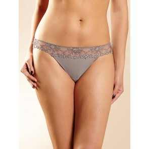 Chantelle Vendome Tanga taupe