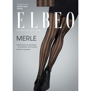 Elbeo Strumpfhose Merle schwarz