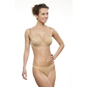 Chantelle Basic Invisible Boxer toffee