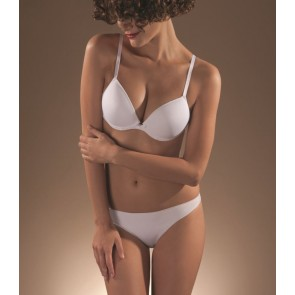 Chantelle Basic Invisible Push-Up-BH weiß