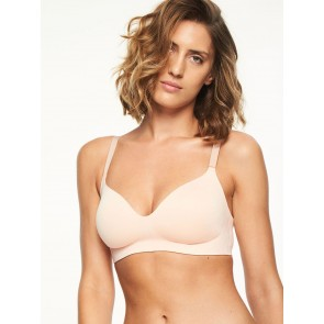Chantelle Soft Stretch Easy-BH bügellos beige chine