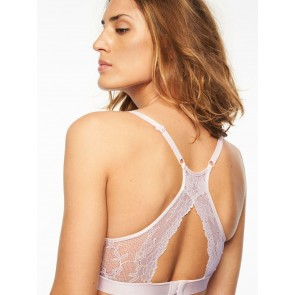 Chantelle Everyday Lace bügelloser BH zart rose